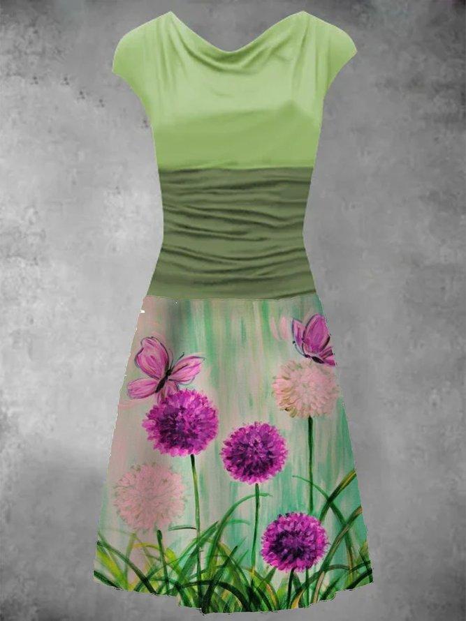 geblümt baumwolle kleider  kleider  böhmisch baumwolle